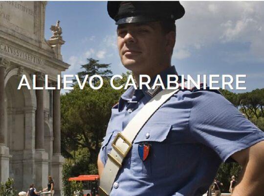 Concorso Allievo Carabiniere - Corso di Preparazione