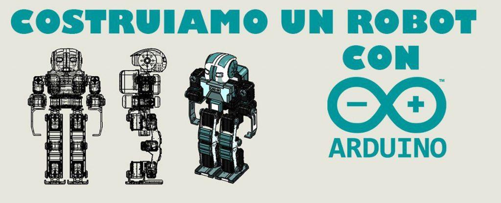 "Corso di robotica per adulti ""costruiamo un robot con Arduino"""