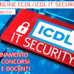 Corso ECDL IT Security – Specialised Level online