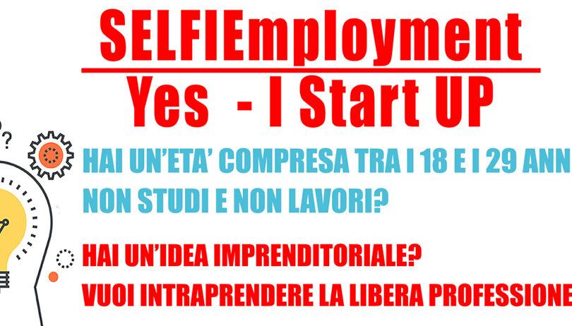 Semnario gratuito SelfiEmployment
