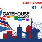 Corso intensivo d'inglese Gatehouse Awards Ltd – TIE