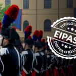 Bando Allievi Carabinieri: EIPASS valutato 1 punto