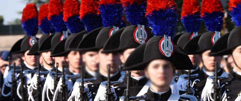Concorso allievi carabinieri - settembre 2021