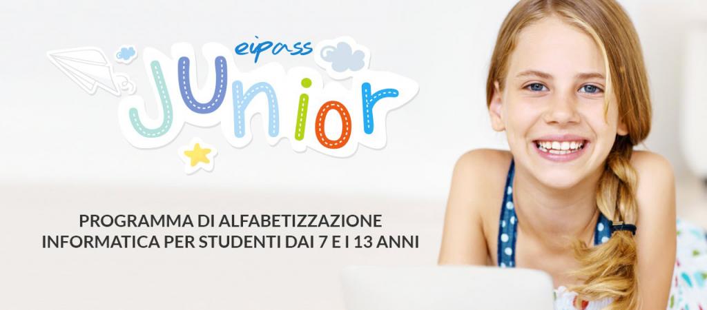 Corso e certificazione Eipass Junior