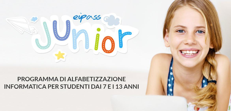 Certificazione Eipass Junior